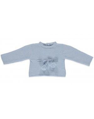 Camisola tricotada