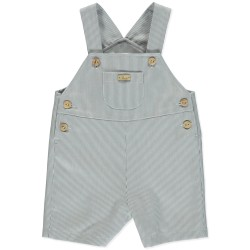 Little Provence Striped Overall