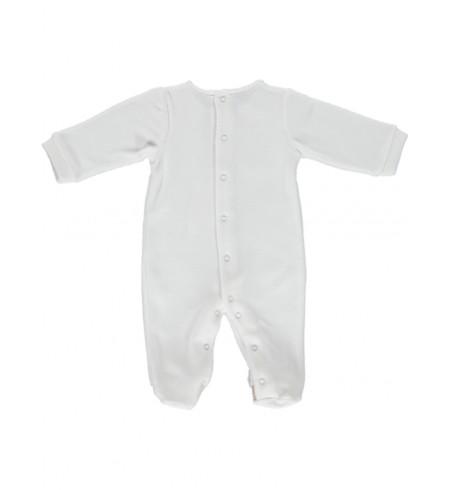 Babygrow veludo menino